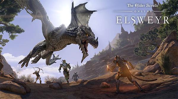 Game MMORPG hay Elder Scrolls Online