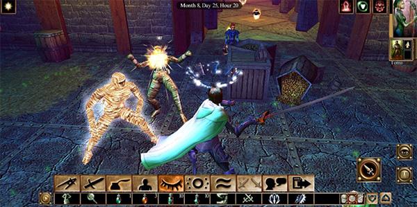 Game MMORPG hay Neverwinter