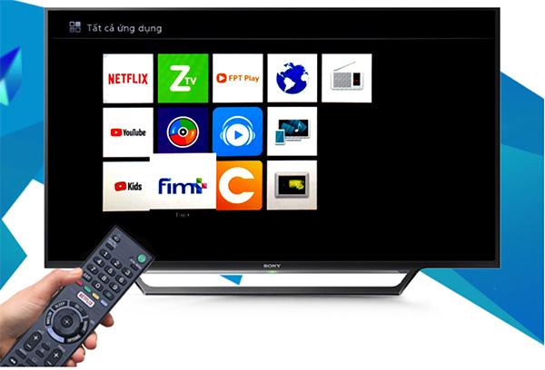 Cách kết nối laptop với tivi Sony bằng Wifi Direct