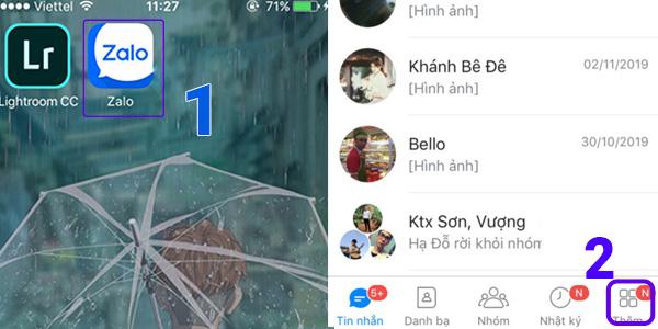 Khôi phục tin nhắn đã xóa trên iPhone