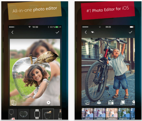 Phần mềm ghép ảnh Photo Studio