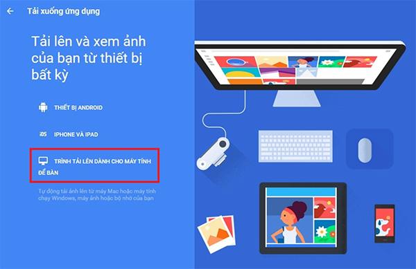 Phần mềm Google Photos (Picasa)