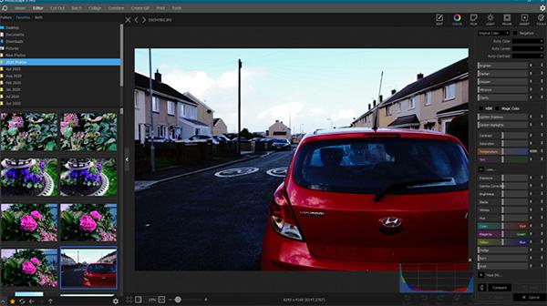Phần mềm PhotoScape ghép ảnh trên máy tính Windows