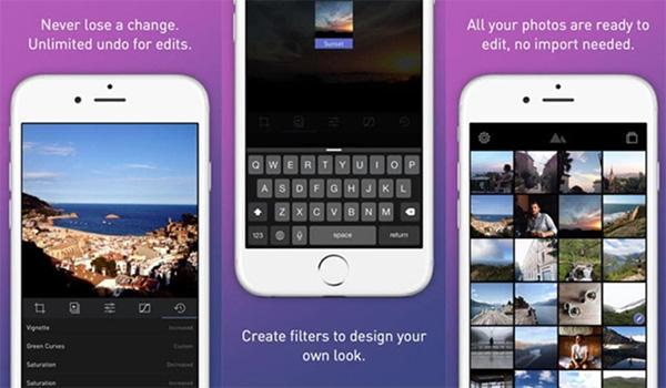Phần mềm làm mờ hậu cảnh trên iPhone Patch: Smart Portrait Editor