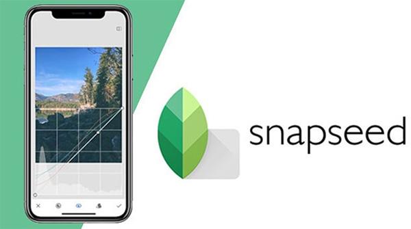 Ứng dụng chỉnh sửa hình ảnh Snapseed