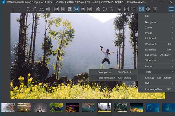 Phần mềm ImageGlass