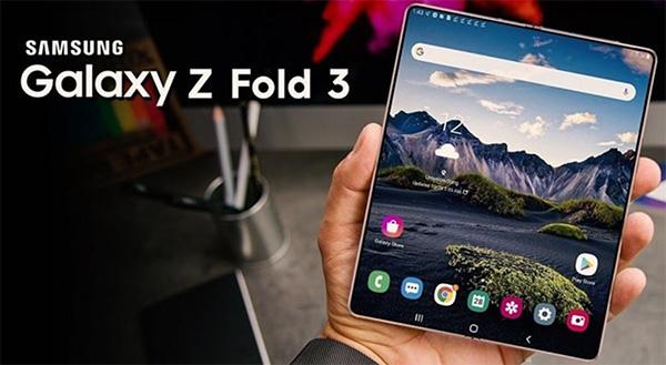 Cấu hình Galaxy Z Fold3 5G được nâng cấp mạnh mẽ hơn