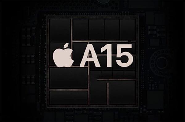 Chip A15 Bionic được sản xuất trên tiến trình 5nm+
