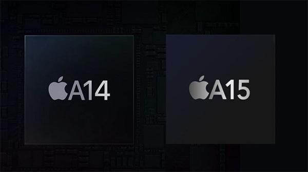 Chip A15 được hứa hẹn đem đến hiệu suất mạnh mẽ hơn chip A14.