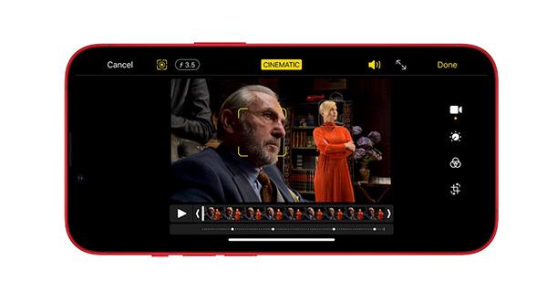 iPhone 13 series được tích hợp tính năng Cinematic mode.