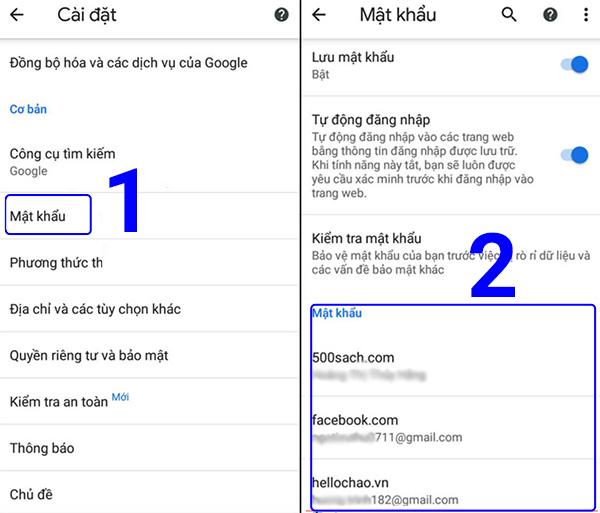 Xem mật khẩu gmail đã lưu trên android (1)