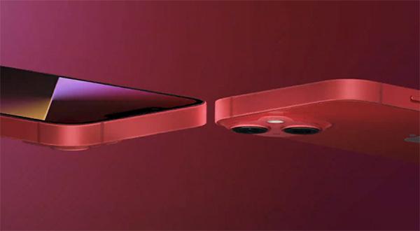 iPhone 13 phiên bản màu đỏ.