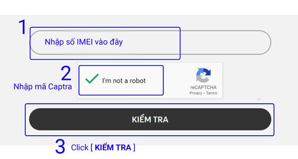 Cách kiểm tra bảo hành Samsung chính hãng (1)
