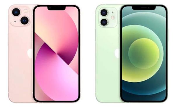 iPhone 13 và iPhone 12 khác biệt trong cấu hình và thiết kế