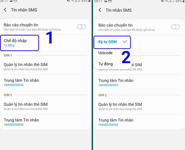 Tắt chế độ MMS trên Samsung (2)