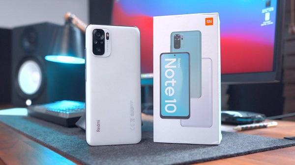 Redmi Note 10 được làm mới với thiết kế cụm camera nổi bật