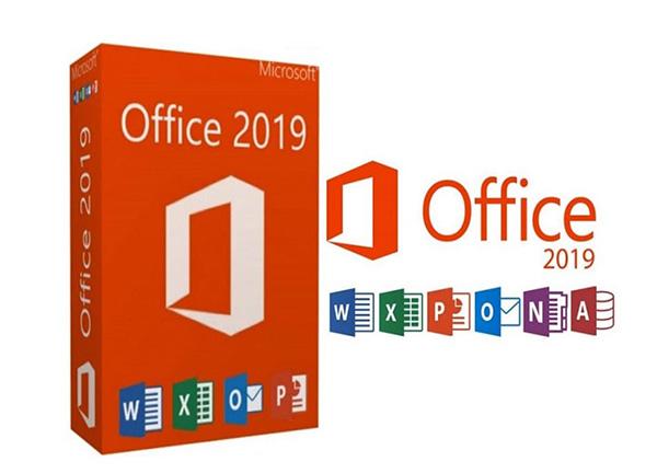 Phần mềm Microsoft Office 2019