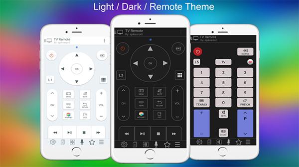 Điều khiển tivi bằng điện thoại qua ứng dụng LG TV Remote