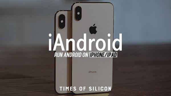 iAndroid là trình giả lập hệ điều hành Android chất lượng cao nhất hiện nay