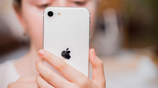 iPhone SE (2020) với màn hình chỉ 4.7 inch