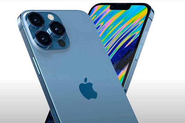 iPhone 13 Pro với màn hình OLED 6,1 inch có tần số 120Hz