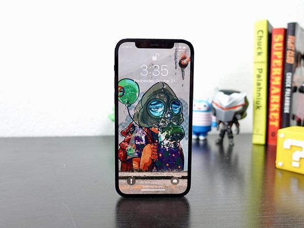 iPhone 12 Pro có kích thước màn hình đạt 6.1 inch