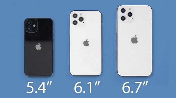 Kích thước màn hình iPhone 13 Series