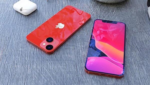 Màn hình iPhone 13 Super Retina XDR OLED được nâng cấp với độ sáng cao